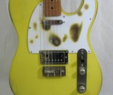 Canary Yellow Relic Tele, S-N- 18882 002